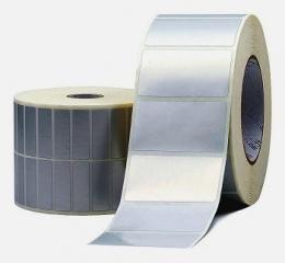 Metalize Plastik Etiket